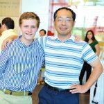 RJ Antonello and Dr. Yasuda