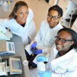 Rachel, Chioma Nwosu, and Karrie Raymond